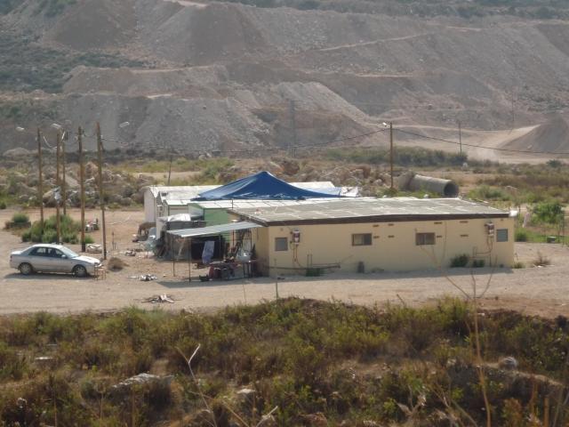 Zufin settlement outpost